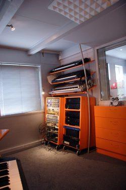 Overzicht studio Meiborg Producties Groningen