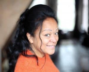 zangdocent Sandra van den Steen