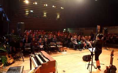 'Muziek op Maat', cursistenpresentatie MEIBORG producties